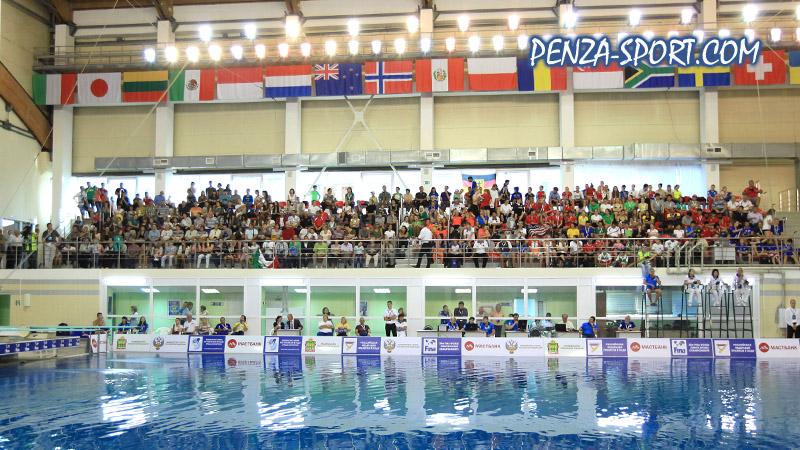 В Пензе датчанин взял реванш за чемпионат Европы — Никита Николаев