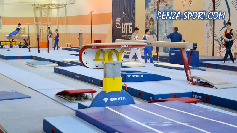 В Пензе стартует всероссийский турнир по спортивной гимнастике