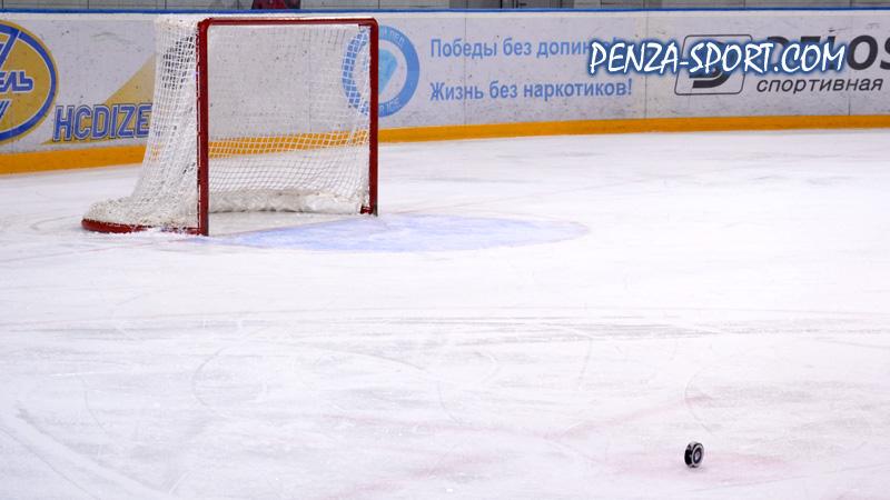 Юные пензенские хоккеисты разгромили соперников из Казани и Волжска
