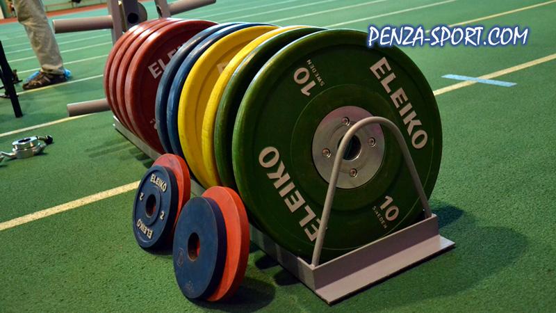 Спортсменка из Пензы победила на турнире по тяжелой атлетике в Димитровграде