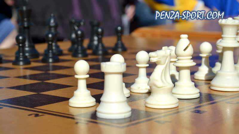 В Пензе состоится областное первенство по шахматам